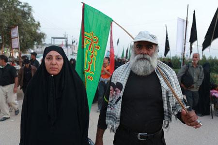 مشاية الاربعين - Arbaeen - پیاده روی اربعین
