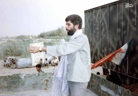 10خاطره از شهید حاج عباس کریمی