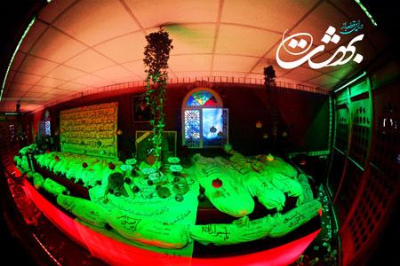 در این قطعه از بهشت / معراج الشهداء محمودوند
