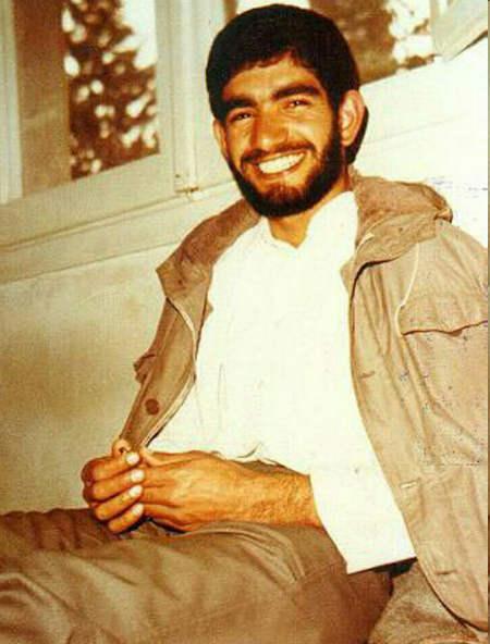 شهید حسن درویش
