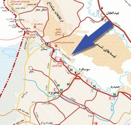 از تپه های الله اکبر چه می دانیم ؟