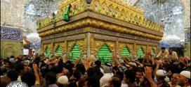 فیلم های خام ضریح حضرت عباس علیه السلام – قسمت ۲
