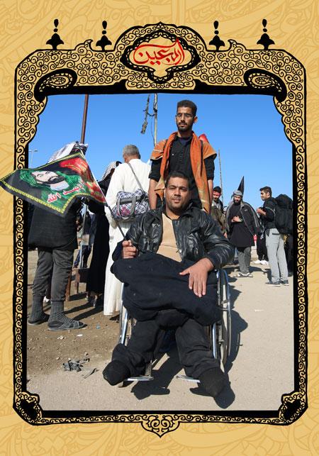 راهپیمایی اربعین حسینی ، مشایه الأربعین ، arbaeen