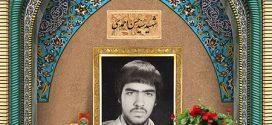 فایل لایه باز تصویر شهید سید حسن احمدی / شهدای شهر من