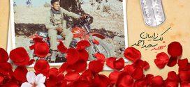 فایل لایه باز تصویر شهید سعید احمد لک زاییان / شهدای شهر من