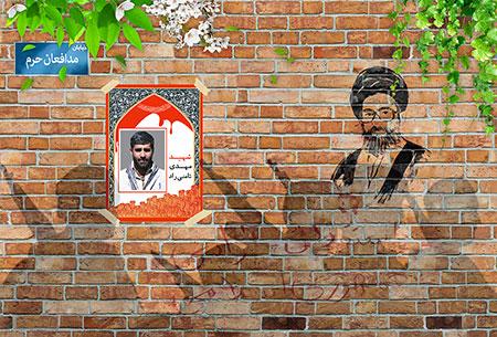 شهید مهدی ثامنی راد / شهید مدافع حرم