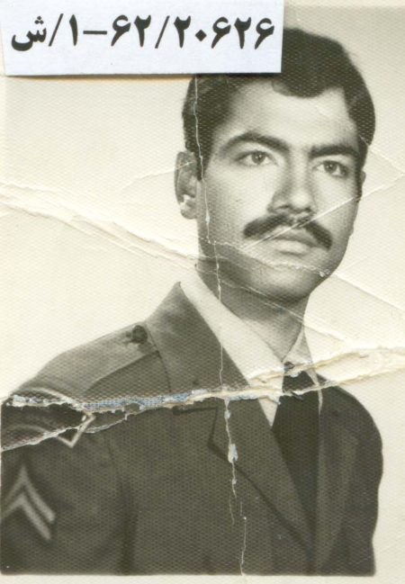 نگاه کوتاهی بر زندگی یکی از تکاوران شهید نیروی دریایی