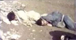 بسیجی شهید جبهه و غریب شهر